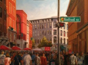 festival painting